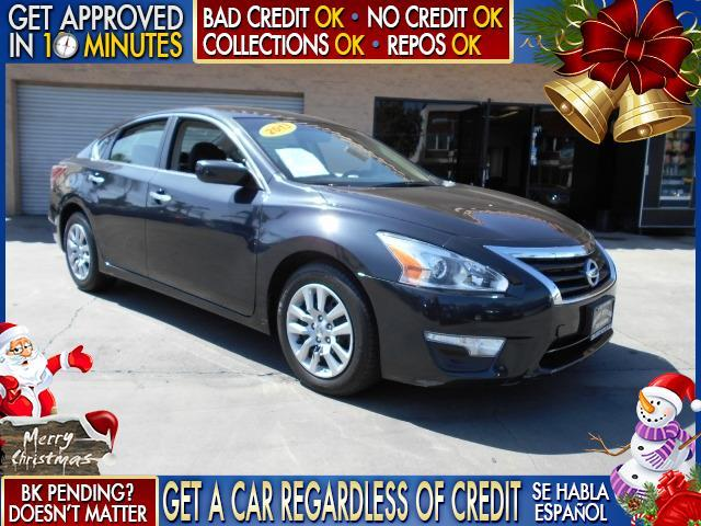 2013 NISSAN ALTIMA S black  welcome take a test drive or call us if you have any questions y
