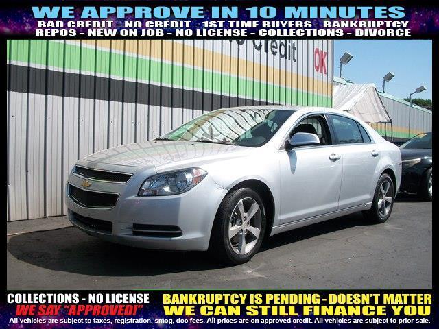 2011 CHEVROLET MALIBU LT 4DR SEDAN W1LT silver welcome take a test drive or call us if you hav