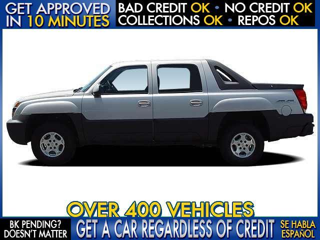 2005 CHEVROLET AVALANCHE 1500 LS 4DR CREW CAB RWD unspecified welcome take a test drive or ca