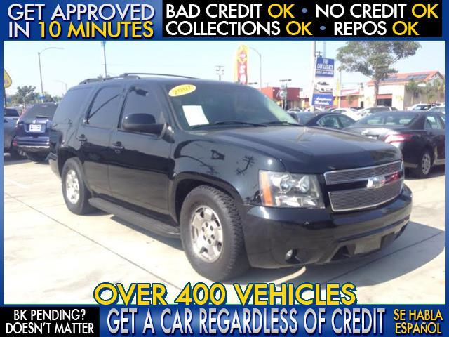 2007 CHEVROLET TAHOE black welcome take a test drive or call us if you have any questions you