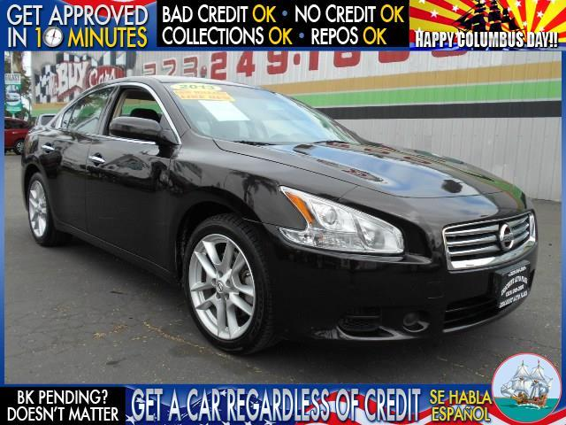 2013 NISSAN MAXIMA S black  welcome take a test drive or call us if you have any questions y