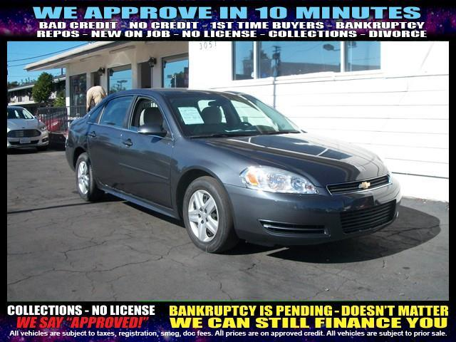 2011 CHEVROLET IMPALA LS FLEET 4DR SEDAN W1FL gray welcome take a test drive or call us if you