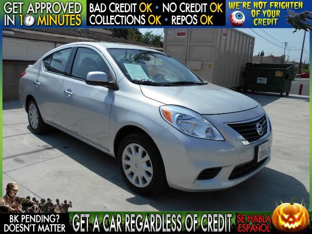 2014 NISSAN VERSA 16 S 4DR SEDAN 4A silver  welcome take a test drive or call us if you have