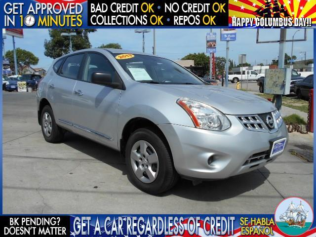2013 NISSAN ROGUE S AWD 4DR CROSSOVER silver  welcome take a test drive or call us if you have