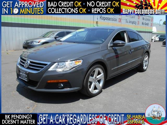 2012 VOLKSWAGEN CC LUXURY charcoal  welcome take a test drive or call us if you have any quest