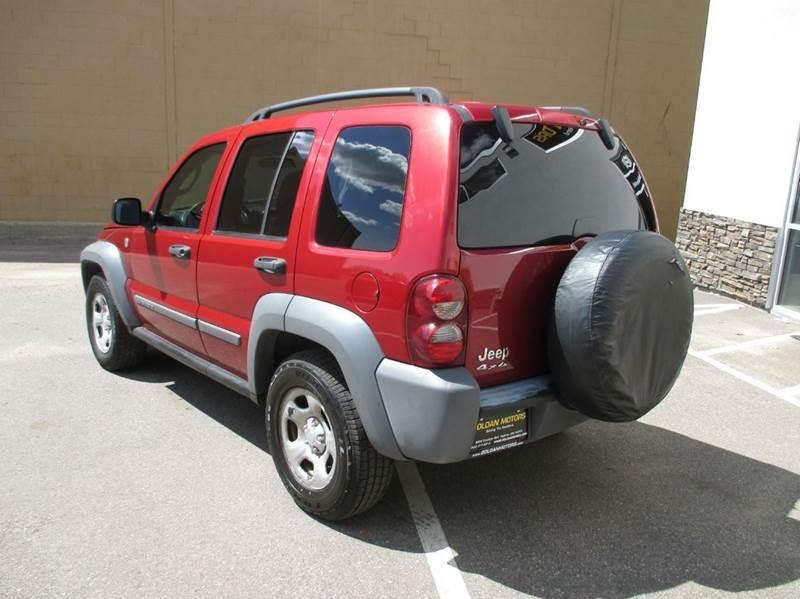 2005 Jeep Liberty Sport 4WD 4dr SUV - Hopkins MN