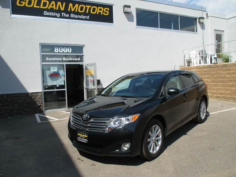 2009 Toyota Venza AWD 4cyl 4dr Crossover - Hopkins MN