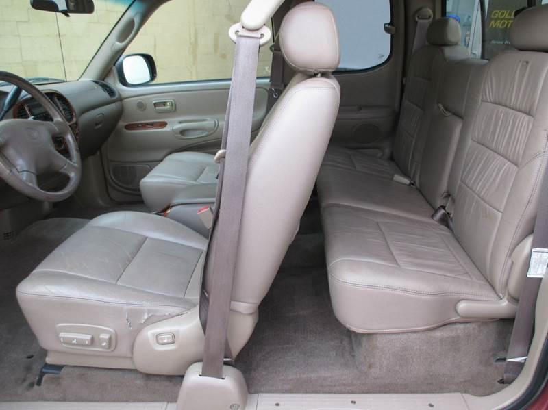2001 Toyota Tundra Limited 4dr Access Cab V8 4WD SB - Hopkins MN