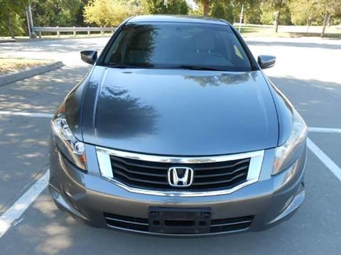2008 Honda Accord for sale in Dallas, TX