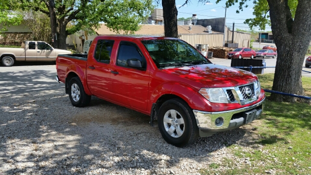 2010 Nissan Frontier 4x2 SE V6 4dr Crew Cab SWB Pickup 5A - Weatherford TX