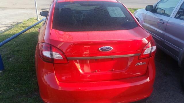 2012 Ford Fiesta SEL 4dr Sedan - Weatherford TX