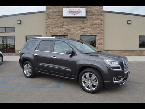 2015 GMC Acadia for sale in Bismarck, ND