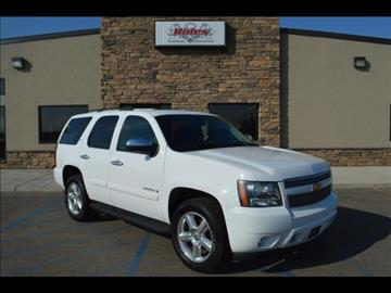 2008 Chevrolet Tahoe for sale in Bismarck, ND
