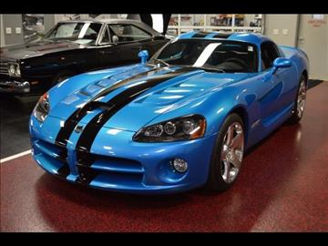 2008 Dodge Viper For Sale Carsforsale Com