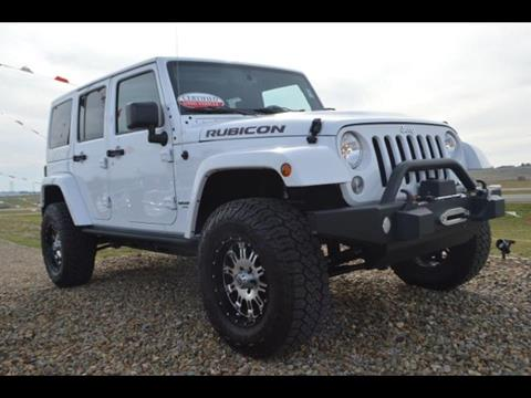 2015 Jeep Wrangler Unlimited for sale in Bismarck, ND