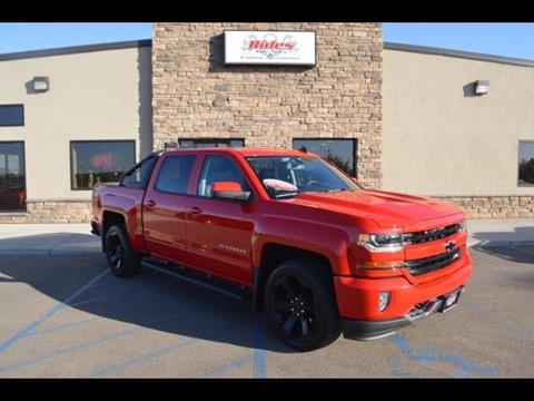 2016 Chevrolet Silverado 1500 for sale in Bismarck, ND