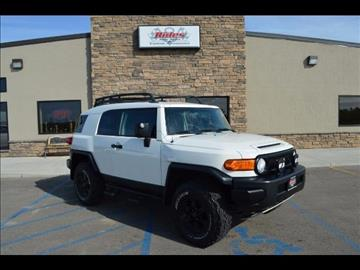 2008 Toyota FJ Cruiser for sale in Bismarck, ND
