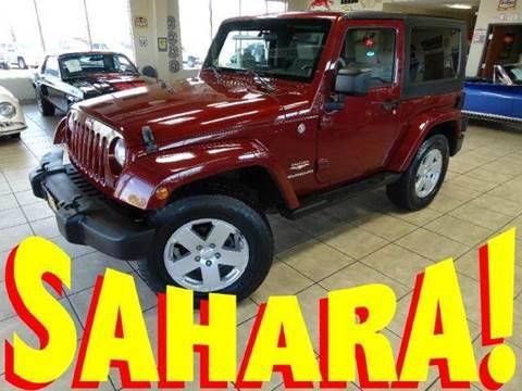 2007 Jeep Wrangler For Sale Iowa