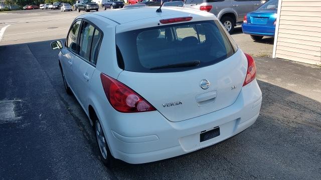 2009 Nissan Versa 1.8 SL 4dr Hatchback - Abington MA