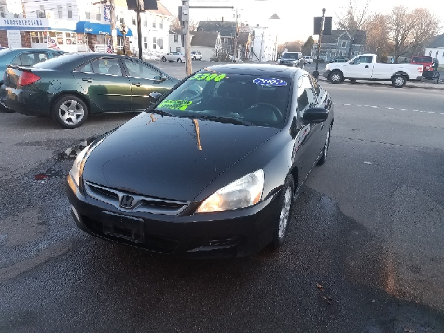 2007 Honda Accord EX 2dr Coupe (2.4L I4 5A) - Abington MA