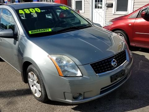 2009 Nissan Sentra for sale in Abington, MA