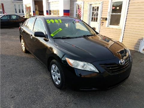 2007 Toyota Camry for sale in Abington, MA