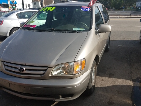 2003 Toyota Sienna for sale in Abington, MA
