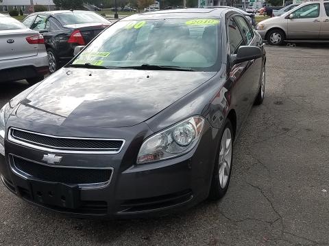 2010 Chevrolet Malibu for sale in Abington, MA