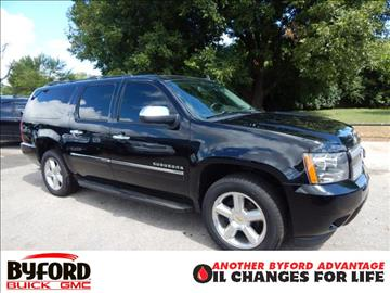 2012 Chevrolet Suburban For Sale