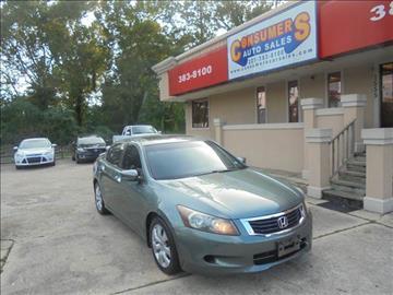 2008 Honda Accord for sale in Baton Rouge, LA