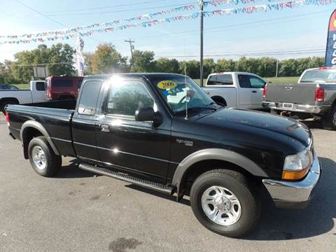 2000 Ford Ranger for sale in Marietta, OH