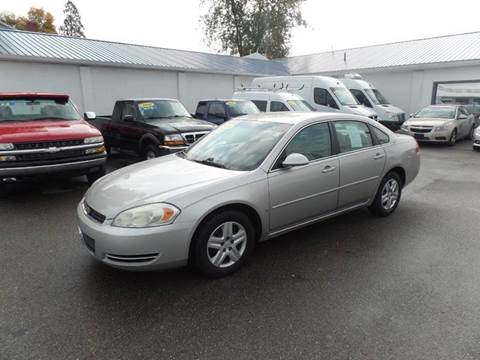 2006 Chevrolet Impala for sale in Marietta, OH