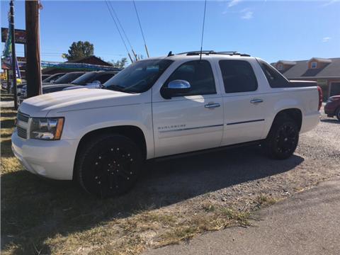 2011 Chevrolet Avalanche for sale in Marietta, OH