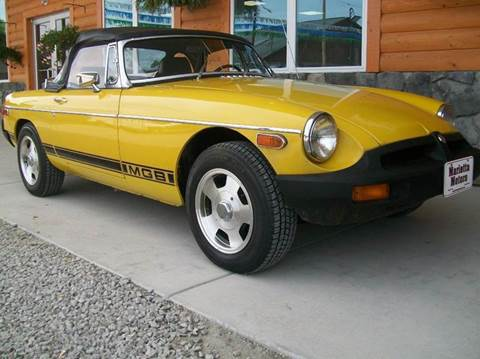 1979 MG MGB for sale in Marietta, OH