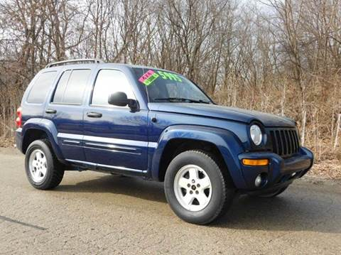 2002 Jeep Liberty for sale in Kenosha, WI