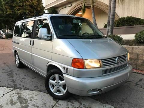 2001 Volkswagen EuroVan for sale in San Diego, CA