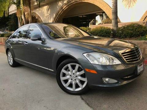 2007 Mercedes-Benz S-Class for sale in San Diego, CA