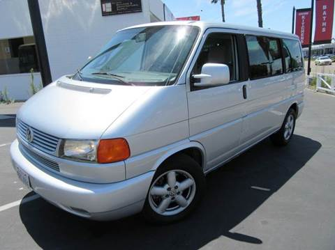 2003 Volkswagen EuroVan for sale in San Diego, CA