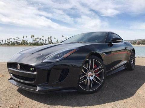 2015 Jaguar F-TYPE for sale in San Diego, CA