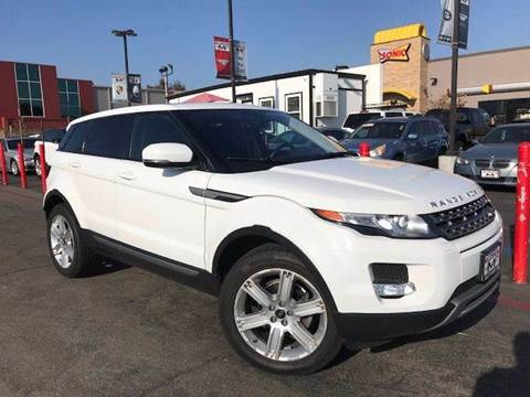 2013 Land Rover Range Rover Evoque for sale in San Diego, CA