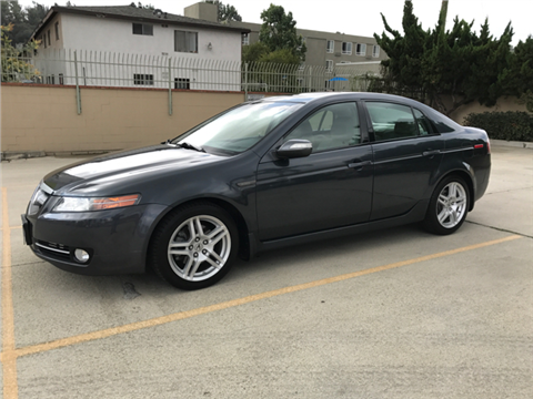 2007 Acura TL for sale in Los Angeles, CA