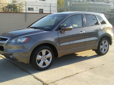 2008 Acura RDX for sale in Los Angeles, CA