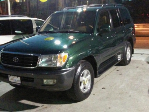2000 Toyota Land Cruiser for sale in Los Angeles, CA