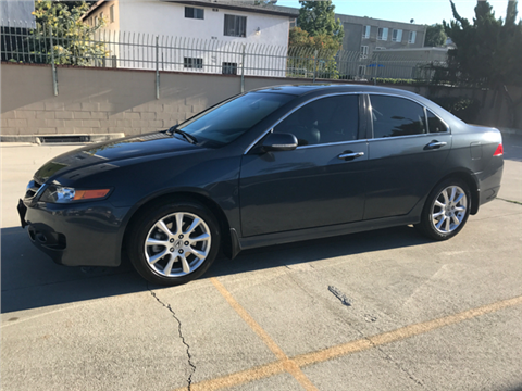 2007 Acura TSX for sale in Los Angeles, CA
