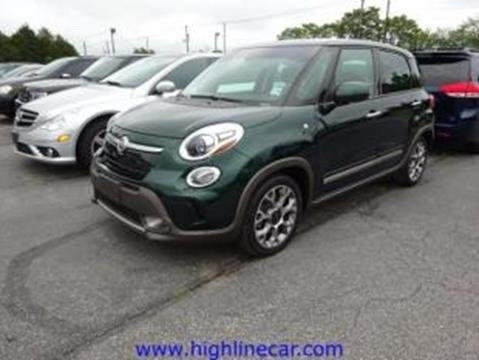 2014 FIAT 500L for sale in Southampton, NJ