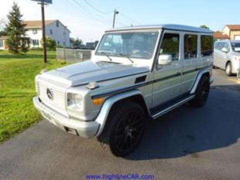 2005 Mercedes-Benz G-Class for sale in Southampton, NJ