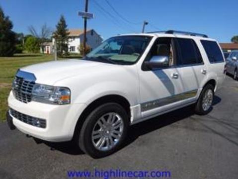 2013 Lincoln Navigator for sale in Southampton, NJ