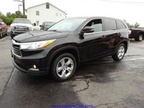 2014 Toyota Highlander for sale in Southampton, NJ