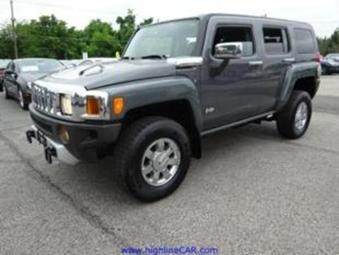 2008 HUMMER H3 for sale in Southampton, NJ