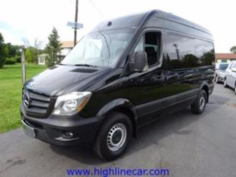 2014 Mercedes-Benz Sprinter for sale in Southampton, NJ